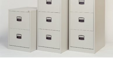 Where can you find used HON file cabinets for sale?